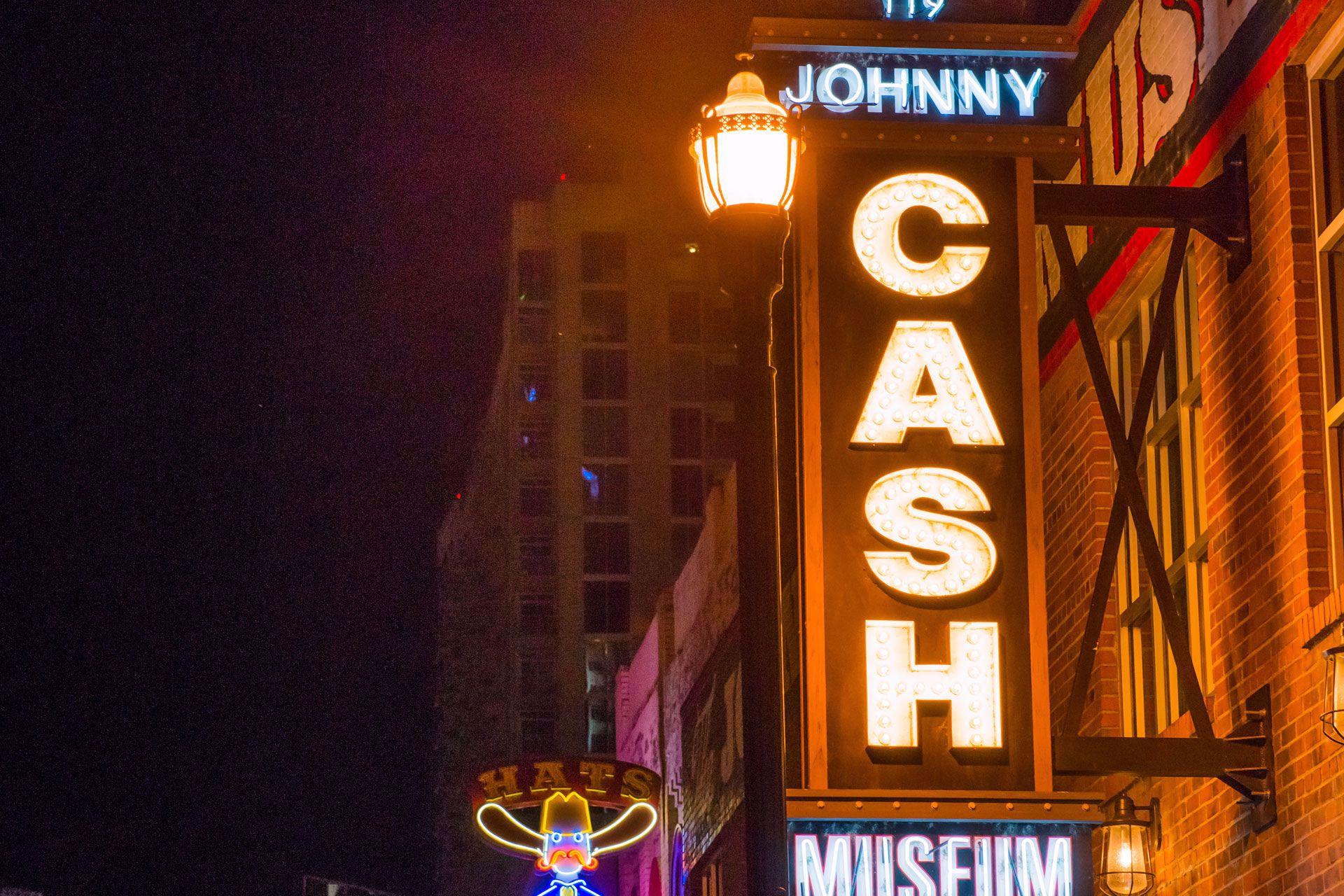 See Nashville's notable landmarks illuminated