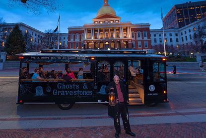 Come hear Boston's real history - the stories you will not hear before the sun goes down