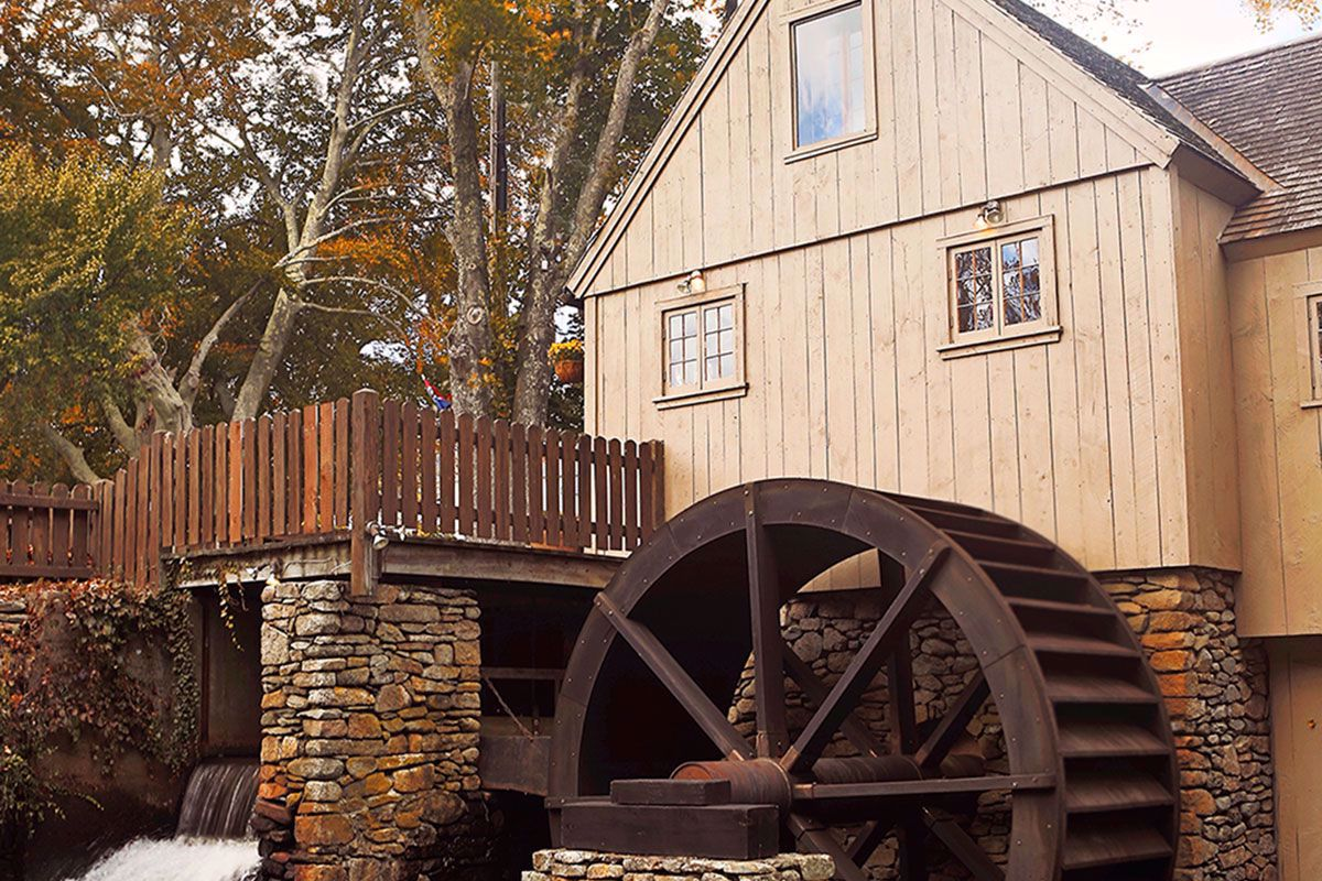 Plimouth Plantation and Grist Mill