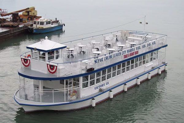See St Augustine on a scenic cruise