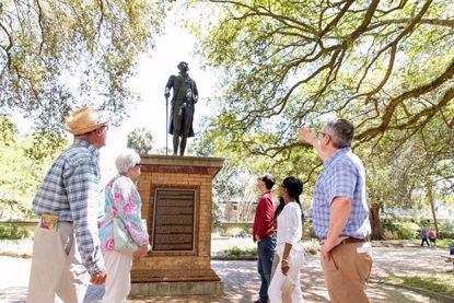 Charleston Strolls History Walk