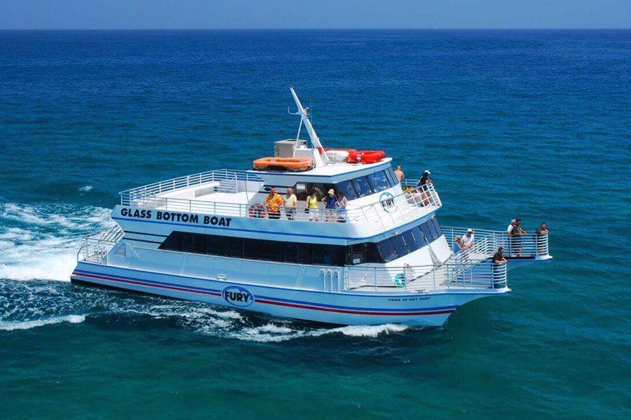 Glass Bottom Boat Day Cruise