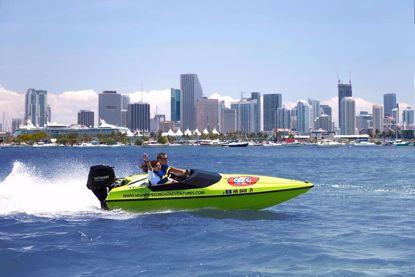 Miami Speed Boat Adventure