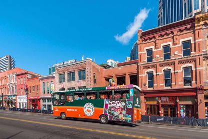 Old Town Trolley Tours Nashville