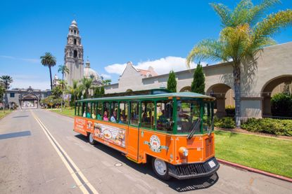 Old Town Trolley and SEAL Tour