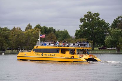 The Wharf Water Taxi-Weekend