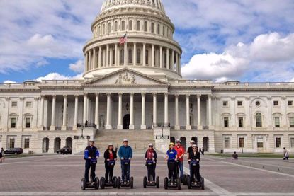 DC Sites by Segway