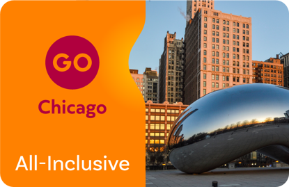 Go Chicago-3 Day Attraction Pass