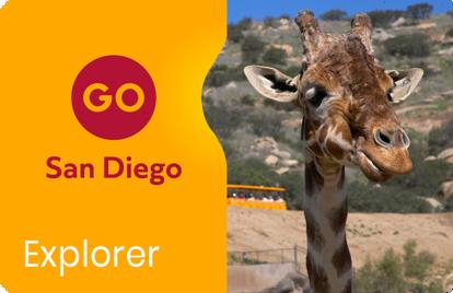 San Diego Explorer Pass-5 Attractions
