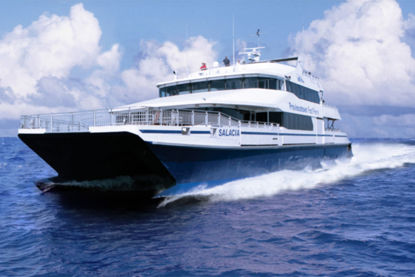 Cape Cod and Provincetown Ferry (Round Trip)-Weekend