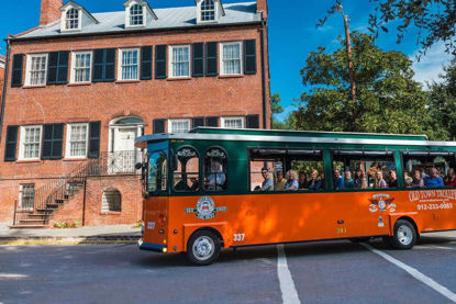 Old Town Trolley Historic Homes Package